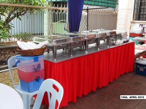 Food & Drinks Catering