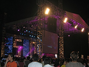 Stage & Lighting Systems